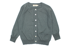 MarMar cardigan Tillie dusty green uld