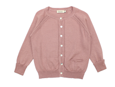 MarMar cardigan Tillie rose nut