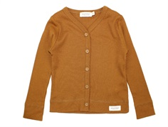 MarMar cardigan modal leather