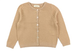 MarMar cardigan Tilda rose clay uld