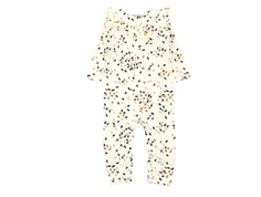 MarMar jumpsuit Bibbi shaded blue confetti