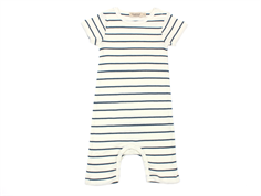 MarMar jumpsuit Rompy shaded blue stripe