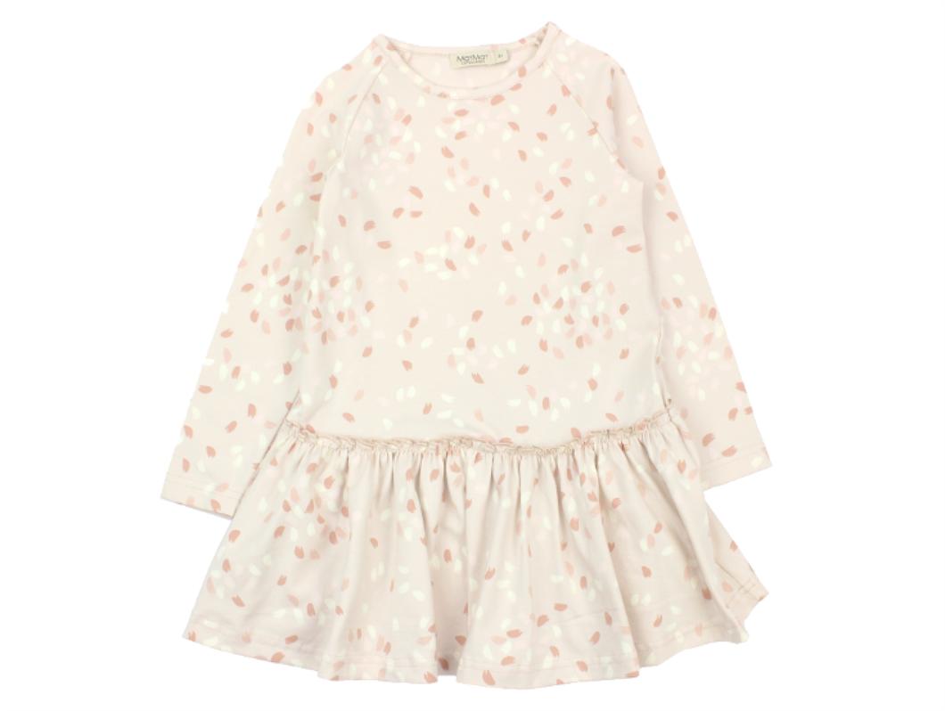 914a1f67479 MarMar Debbie kjole | Dusty rose confetti | UDSALG - spar op til 40%