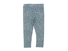 MarMar leggings shaded blue leo