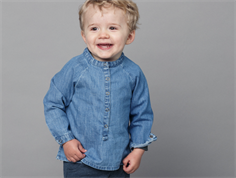 MarMar skjorte Timmy denim blue