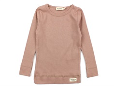 MarMar t-shirt modal rose nut