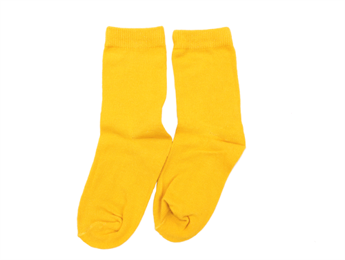 MilkyWalk strømper yellow (4-pack)