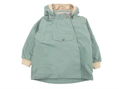 Mini A Ture overgangsjakke Wai fleece chinois green