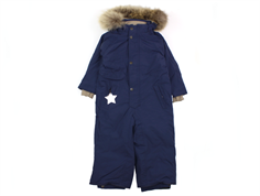 Mini A Ture flyverdragt Wanni fur peacoat blue