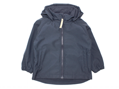 Mini A Ture Aden softshell jakke blue nights