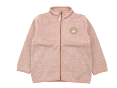 Mini a Ture cardigan/jakke Cozmo rose smoke