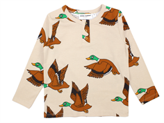 Mini Rodini t-shirt ducks grandpa