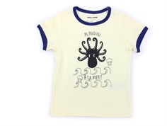 Mini Rodini t-shirt octopus blå