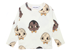 Mini Rodini babies t-shirt white