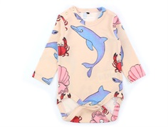 Mini Rodini body dolphins multi