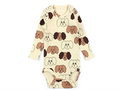 Mini Rodini body beige fluffy dog