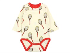 Mini Rodini body tennis offwhite