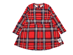 Mini Rodini kjole check red