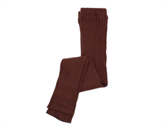 Mini Rodini leggings brown
