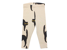 Mini Rodini leggings catz light grey