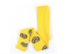 Mini Rodini leggings yellow E.T.