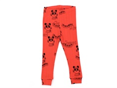 Mini Rodini leggings red mozart