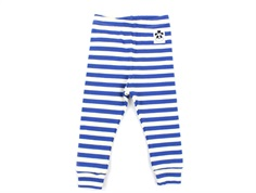 Mini Rodini leggings rib blue stripe