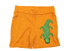 Mini Rodini sweatshorts crocco brown