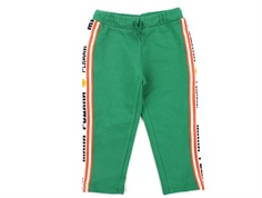 Mini Rodini sweatpants Moscow green