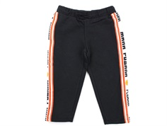 Mini Rodini sweatpants Moscow black