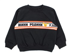 Mini Rodini sweatshirt Moscow black