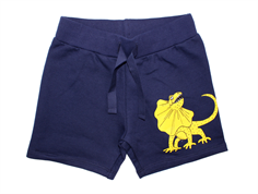 Mini Rodini sweatshorts draco navy