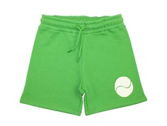 Mini Rodini sweatshorts game green