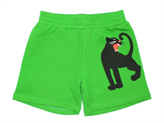 Mini Rodini sweatshorts panther green
