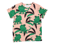 Mini Rodini t-shirt draco green rose