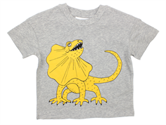 Mini Rodini t-shirt draco grey melange