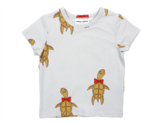 Mini Rodini t-shirt turtle grey