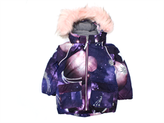 Molo vinterjakke Cathy faux fur shooting stars