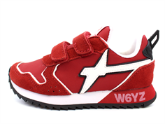Wizz by Naturino sneakers rosso bianco