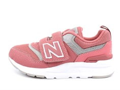 New Balance sneaker off road/silver