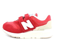 New Balance sneaker red