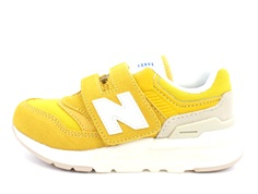 New Balance sneaker yellow