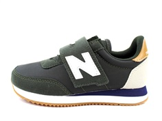 New Balance sneaker dark olive/grey oak