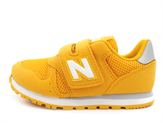 New Balance sneaker mineral yellow/white
