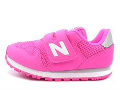 New Balance sneaker oyster pink/white