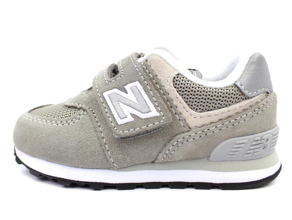 eee2595fc11 New Balance grå sneakers baby/børn   IV574GG   str. 23-28   UDSALG