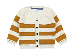 Noa Noa Miniature cardigan light grey melange