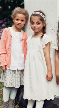 8dbd94c003b Noa Noa Miniature Anglaise kjole chalk Noa Noa Miniature Anglaise kjole  chalk