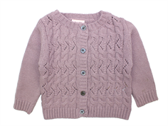 Noa Noa Miniature baby Scotch cardigan toadstool