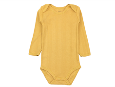 Noa Noa Miniature body Dorian honey mustard